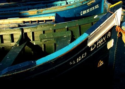 Boats, Morocco | Ⓒ JCNicholson