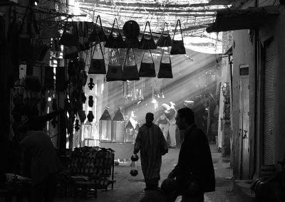 Souks, Morocco | Ⓒ JCNicholson