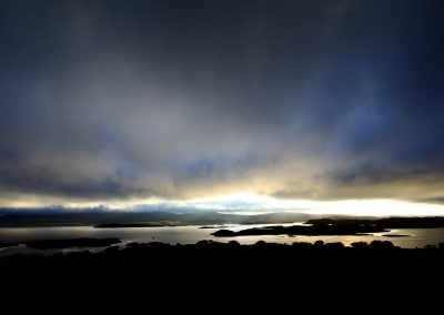 Loch Dunvegan, Scotland | Ⓒ JCNicholson