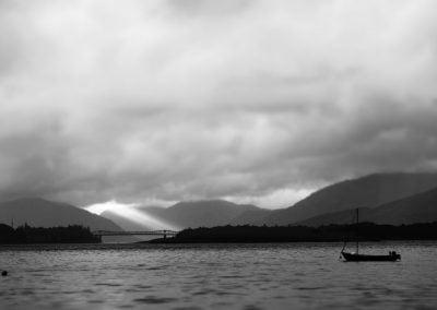 Loch Leven, Scotland | Ⓒ JCNicholson