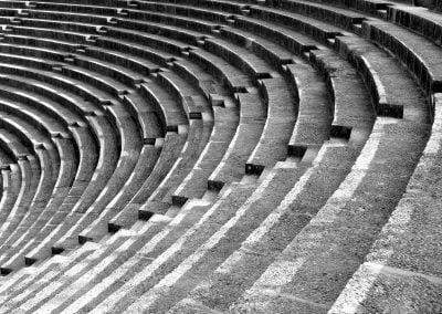 Amphitheatre, France | Ⓒ JCNicholson