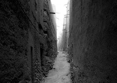 Alley, Morocco | Ⓒ JCNicholson