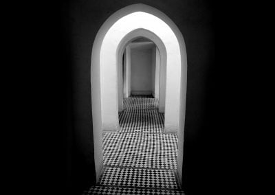Doorways, Morocco | Ⓒ JCNicholson