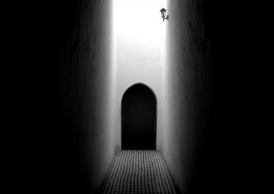 Corridor, Morocco | Ⓒ JCNicholson