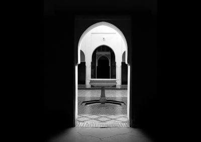 Fountain, Morocco | Ⓒ JCNicholson