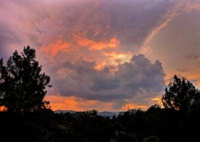 Sunset, Malaysia | Ⓒ JCNicholson