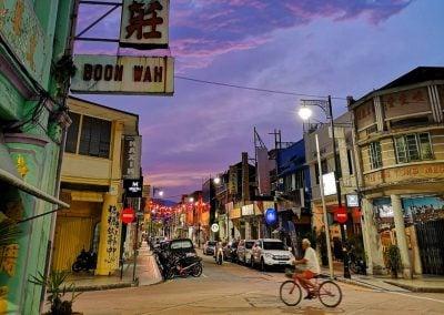 Georgetown, Penang | Ⓒ JCNicholson