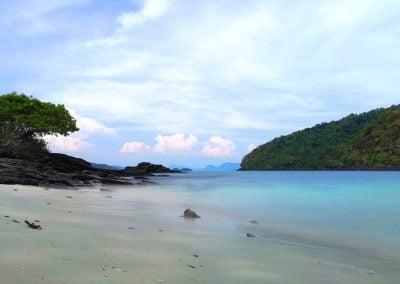Islands, Malacca Strait | Ⓒ JCNicholson