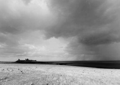 Dunstanburgh Castle, England   Ⓒ JCNicholson